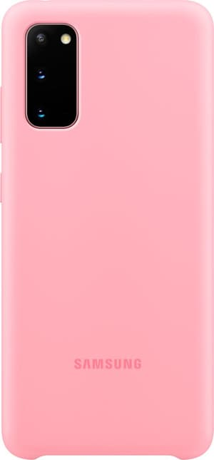 Silicone Hard-Cover Pink