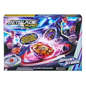 Jeu d'enfant Beyblade Speedstorm: Motor Strike Battle Set