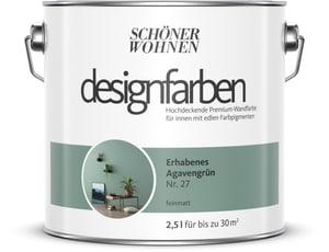 Designfarbe Agavengrün 2,5 l