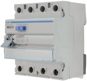 Interruttore differenziale 25A 30mA 4p