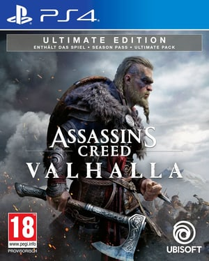 PS4 - Assassin's Creed Valhalla Ultimate Edition
