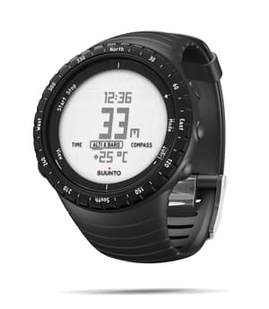 Suunto Core Regular Black Cardiofréquencemètre