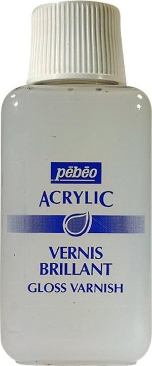 PÉBÉO Auxiliaries Artist Acrylics Gloss Varnish 250ml