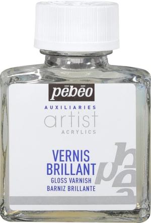 PÉBÉO Auxiliaries Artist Acrylics Gloss Varnish 75ml