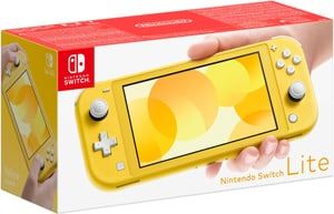 Switch Lite gelb