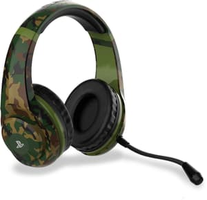 PRO4-70 Stereo Gaming Headset - Woodland Camo