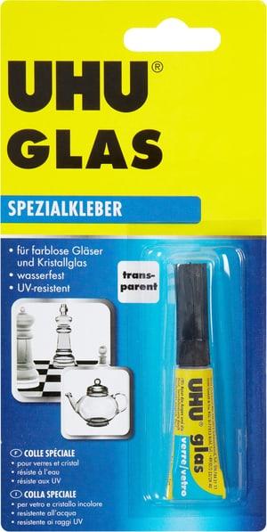 Colla speciale per vetro