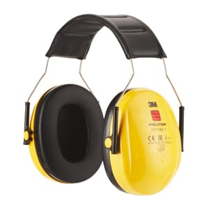 PeltorTM OptimeTM Casque antibruit