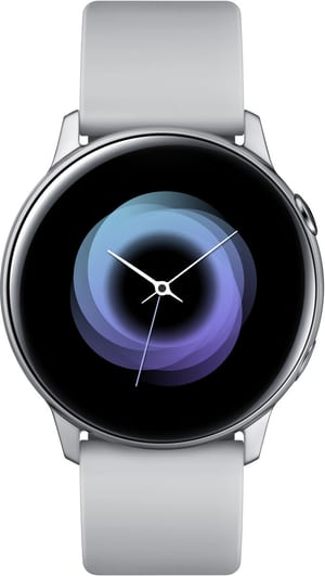 Galaxy Watch Active silber 40mm Bluetooth