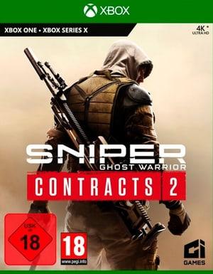 XONE/XSX - Sniper: Ghost Warrior Contracts 2 D