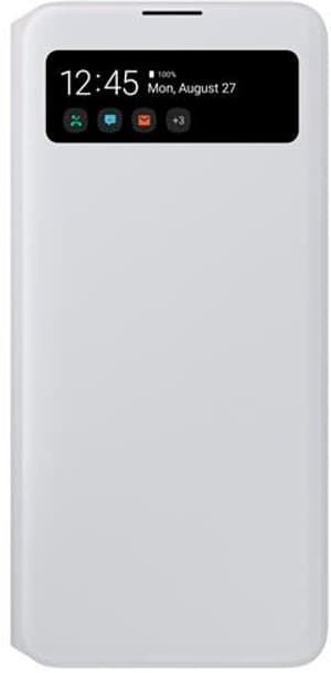 S-View Wallet-Cover white