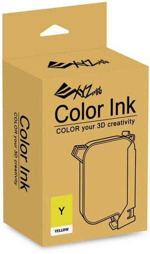 Color Ink gelb 40ml für da Vinci Color