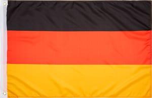 Deutschland Länderfahne