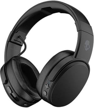Crusher Wireless - Black