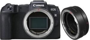 EOS RP Body + EF-EOS R Adapter