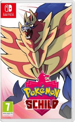NSW - Pokémon Bouclier F