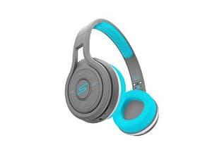 SMSAudio SYNC Bluetooth Bügelkopfhörer  Blau