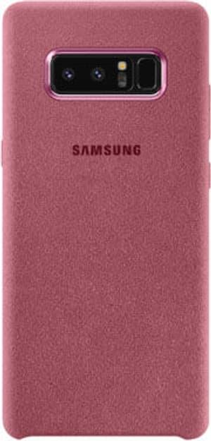 Alcantara Cover color rosa