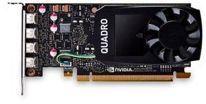 NVIDIA Quadro P1000 V2 SB 4 GB OEM