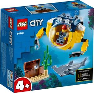 City Oceans Mini-U-Boot für Meeresforscher 60263