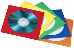 CD pochettes en papier 100 pièces