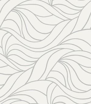Pellicola per vetri statica Antwerben bianco