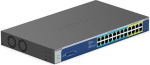24-Port Gigabit Ethernet Unmanaged Ultra60 PoE ++ Switch (GS524UP)