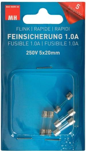 Feinsicherung Flink 1A 5 Stk.