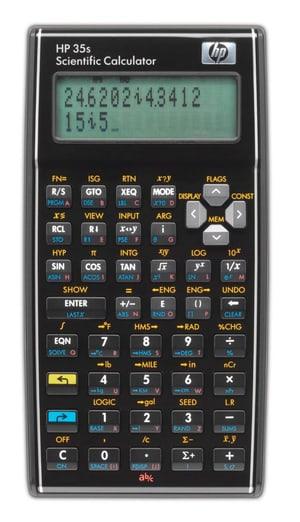35S Scientific HP-35SUUZ DE/IT
