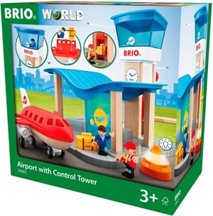 Brio Airport with Tower