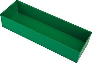 L-BOXX Einsatzbox  G3 dunkelgrün, 4Stk.