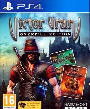 PS4 - Victor Vran Overkill Edition