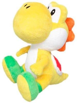 Yoshi en peluche jaune