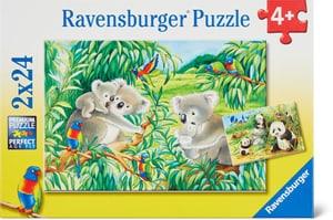Koalas et pandas Puzzle