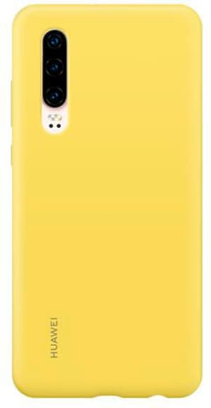 Hard-Cover Silicone Case yellow