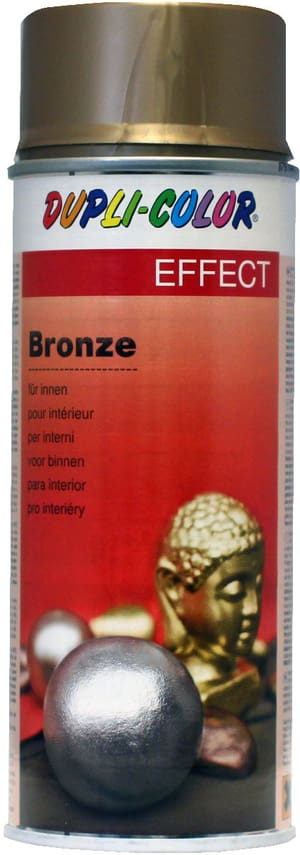 Bronze Lackspray