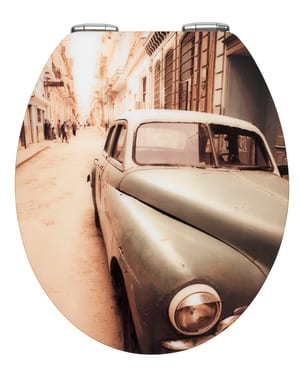 Old-Time Car