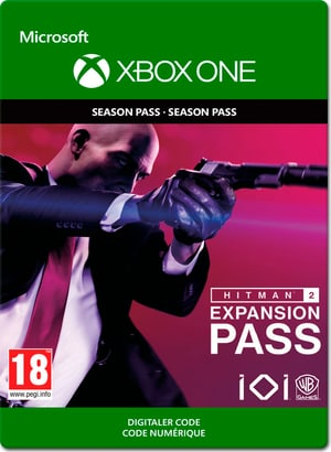 Xbox One - Hitman 2 - Expansion Pass