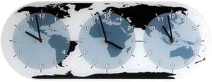 Horloge murale Mondial 50 x 18,6 x 3,6