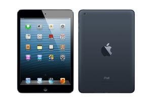iPad mini Retina WiFi+cellular 128GB space gray