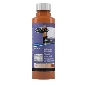 Colorant grand teint Terre cuite 500 ml