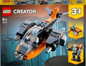 Creator 31111 Le cyber drone