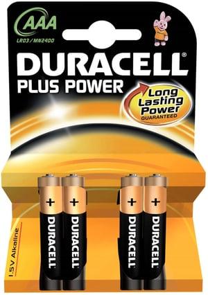 Batterie AAA/LR03 4pces