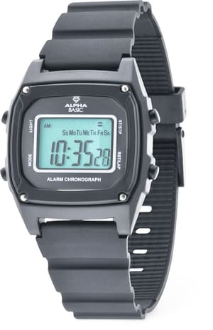 Alpha Basic DERBY Armbanduhr