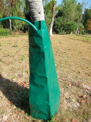 Sacco per irrigazione alberi