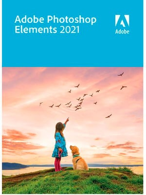Photoshop Elements 2021 Produit complet PC (E)