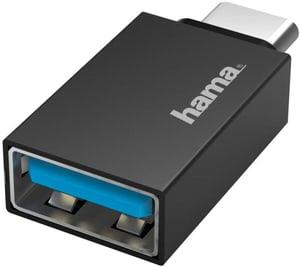 USB-OTG-Adapter, USB-C-Stecker - USB-Buchse, USB 3.2 Gen1, 5 Gbit/s