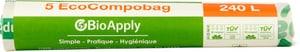 Sacco per il compostaggio, 240 l