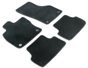 Set premium di tappetini per auto SKODA