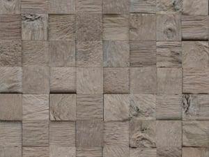 Indo Teak FSC rivestimento del muro Classic Java